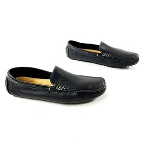 14th & Union Leather Slip On Loafers